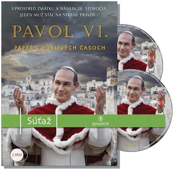 DVD Pavol VI