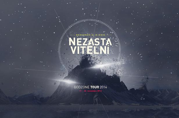 © Godzone tour 2014