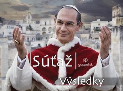 pavol VI. _ vysledky sutaze