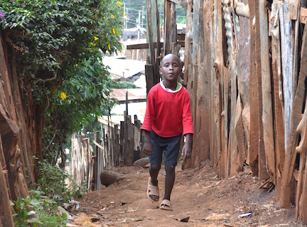 Kena _ slum Majengo featured