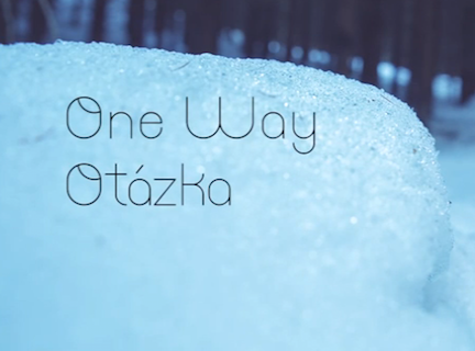 one way otazka featured