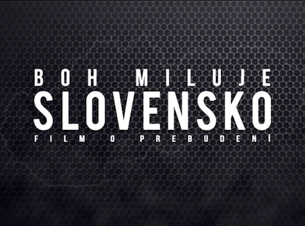 boh miluje slovensko _ Featured