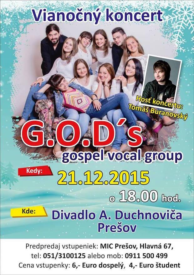 gods _ koncert