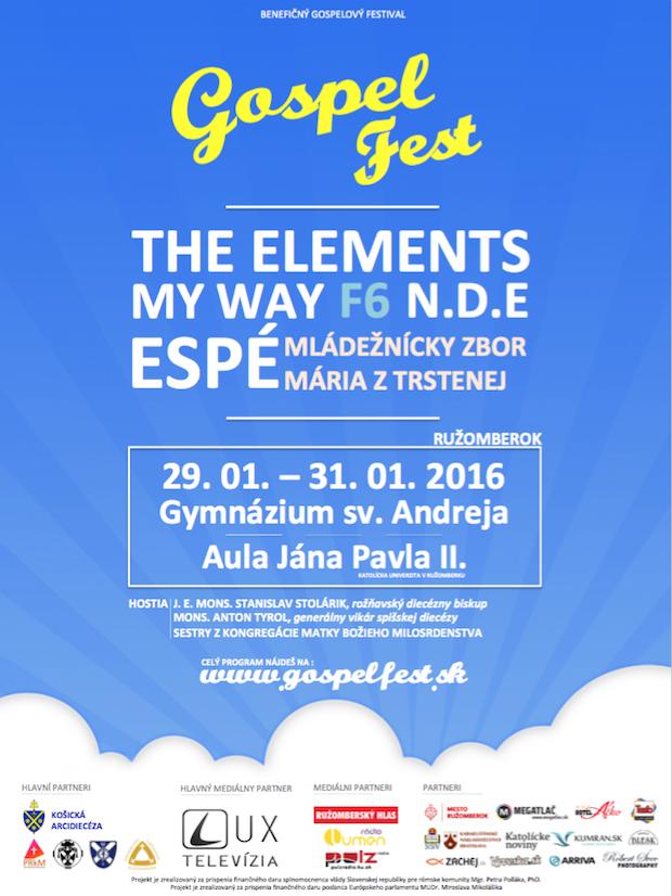 gospelfest _ plagat