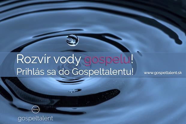 rozvir vody gospelu 620